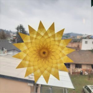 Šestnácticípá hvězda